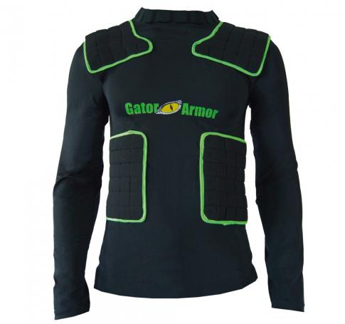 Gator Armor GA40 Player Longsleeve Protection Shirt Junior