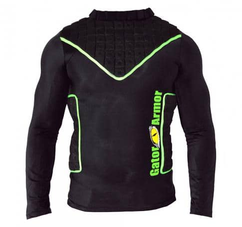 Gator Armor GA60 Goalie Longsleeve Protection Shirt Junior
