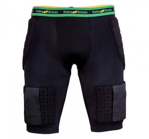 Gator Armor GA90 Protection Shorts Junior with Velcro Fastener